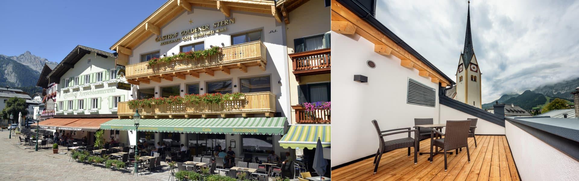 Hotel der Goldene Stern Abtenau