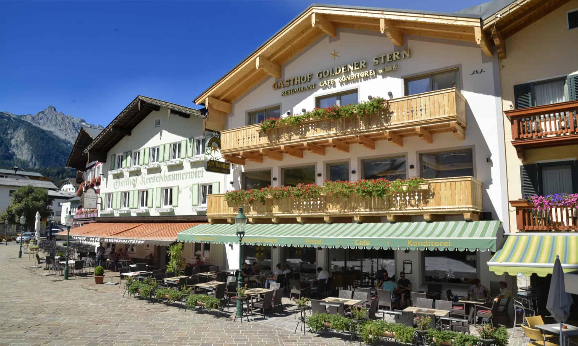 Hotel Goldener Stern Abtenau