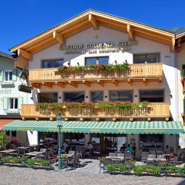 Hotel Goldener Stern Abtenau - Land Salzburg